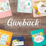 COVID-19 Giveback Digital Stamp Set