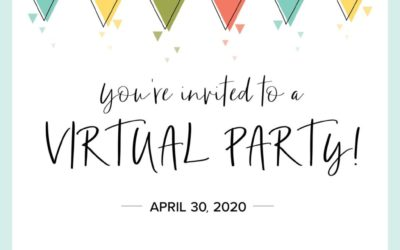 You're Invited to a (Virtual) Party!